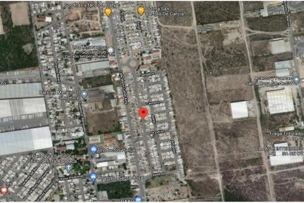 Foto de casa en venta en avenida los amarantos 0, los amarantos, apodaca, nuevo león, 17528388 No. 02