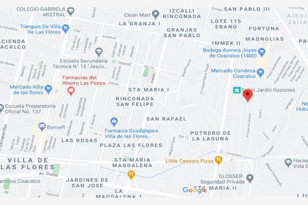 Foto de casa en venta en avenida los cedros 000000, potrero popular ii, coacalco de berriozábal, méxico, 0 No. 16