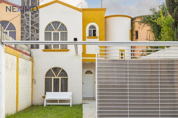 Foto de casa en venta en avenida los sauces 170, santa úrsula zimatepec, yauhquemehcan, tlaxcala, 5915700 No. 01
