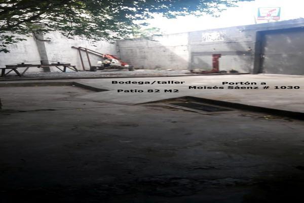 Foto de bodega en renta en avenida madero , mitras centro, monterrey, nuevo león, 20137959 No. 02