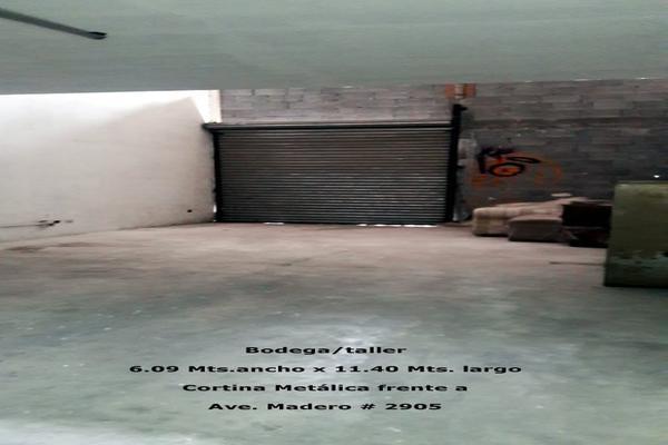 Foto de bodega en renta en avenida madero , mitras centro, monterrey, nuevo león, 20137959 No. 03