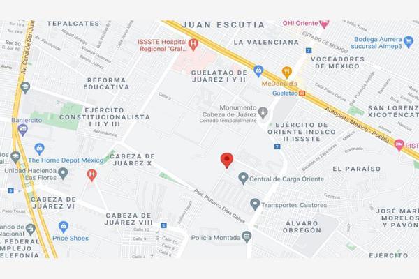 Foto de departamento en venta en avenida manuel escandon 64, chinampac de juárez, iztapalapa, df / cdmx, 0 No. 09