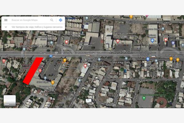 Foto de terreno habitacional en venta en avenida manuel ordoñez 000, santa catarina centro, santa catarina, nuevo león, 0 No. 03