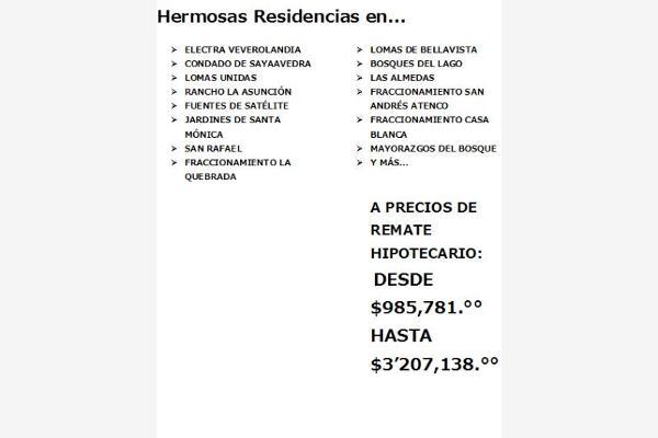 Foto de casa en venta en avenida mariano azuela xx, ciudad satélite, naucalpan de juárez, méxico, 4593267 No. 06