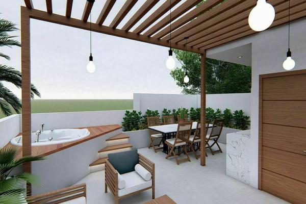 Foto de casa en venta en avenida mario a. huerta sanchez 1804 , villa marina, mazatlán, sinaloa, 20835841 No. 03