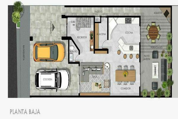 Foto de casa en venta en avenida mario a. huerta sanchez 1804 , villa marina, mazatlán, sinaloa, 20835841 No. 05