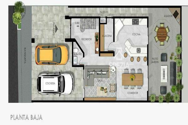Foto de casa en venta en avenida mario a. huerta sanchez 1804 , villa marina, mazatlán, sinaloa, 20835841 No. 06