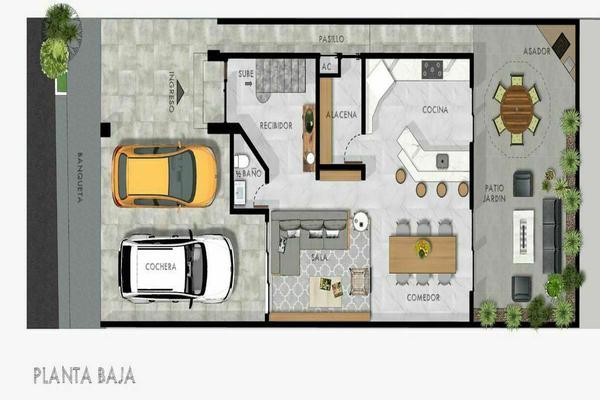 Foto de casa en venta en avenida mario a. huerta sanchez 1804 , villa marina, mazatlán, sinaloa, 20835841 No. 08