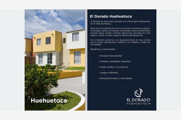 Foto de departamento en venta en avenida mayas , huehuetoca, huehuetoca, méxico, 4237000 No. 02