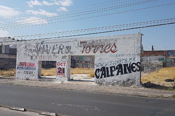Foto de terreno habitacional en venta en avenida melchor ocampo , zona centro, chihuahua, chihuahua, 5695803 No. 01