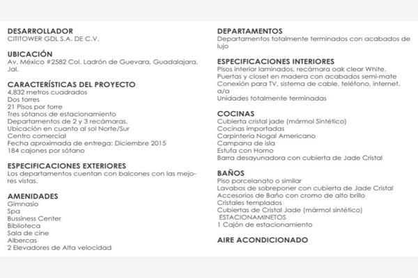 Foto de departamento en venta en avenida mexico 1, juan manuel vallarta, zapopan, jalisco, 5905707 No. 15