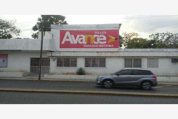Foto de terreno habitacional en venta en avenida méxico frente a uvm 120, tamulte de las barrancas, centro, tabasco, 5820630 No. 01