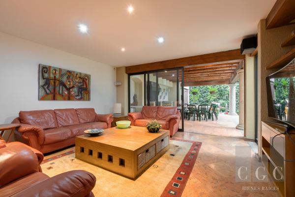 Foto de casa en venta en avenida méxico , fuentes del pedregal, tlalpan, df / cdmx, 8027176 No. 02