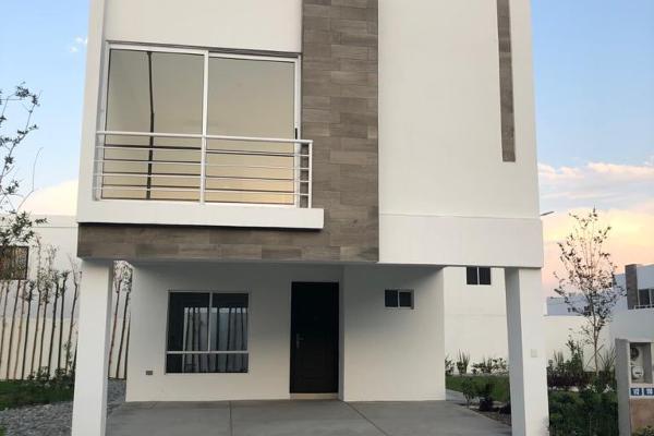 Foto de casa en venta en avenida mirasur y avenida acueducto na , puerta del sol, general escobedo, nuevo león, 12822335 No. 01