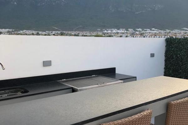Foto de casa en venta en avenida mirasur y avenida acueducto na , puerta del sol, general escobedo, nuevo león, 12822335 No. 05