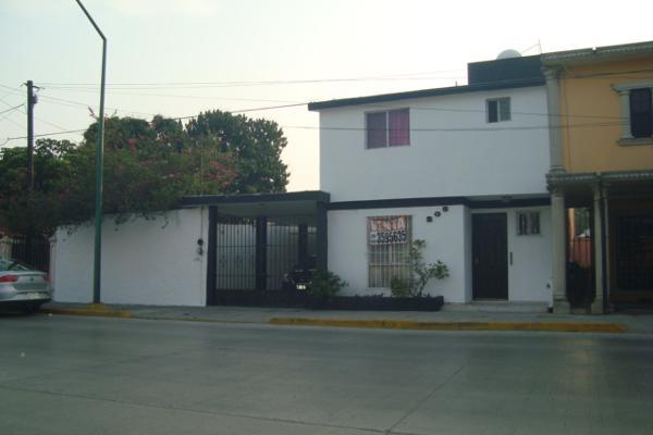Foto de casa en venta en avenida monterrey 286, unidad nacional, ciudad madero, tamaulipas, 8141221 No. 01