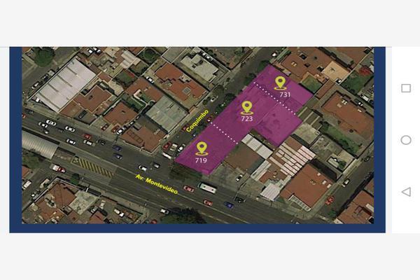Foto de terreno comercial en venta en avenida montevideo 1, lindavista norte, gustavo a. madero, df / cdmx, 18794234 No. 02