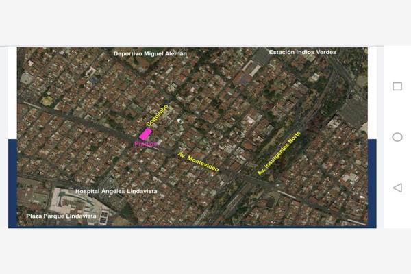 Foto de terreno comercial en venta en avenida montevideo 1, lindavista norte, gustavo a. madero, df / cdmx, 18794234 No. 05