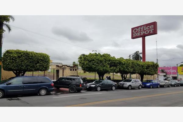 Foto de terreno comercial en renta en avenida morelos 140, centro sct morelos, cuernavaca, morelos, 5793370 No. 01