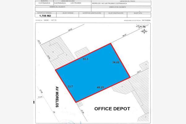 Foto de terreno comercial en renta en avenida morelos 140, centro sct morelos, cuernavaca, morelos, 5793370 No. 13