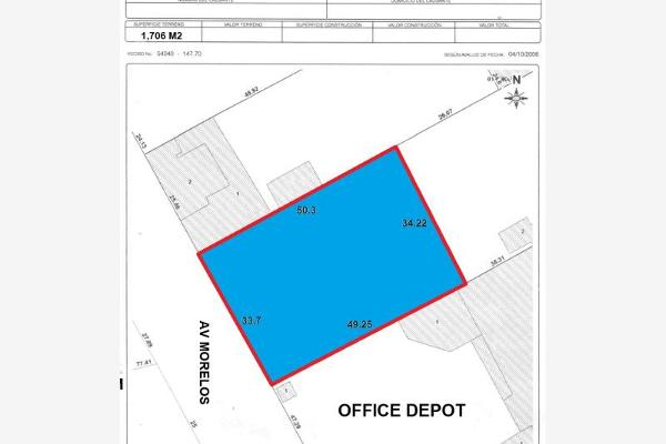 Foto de terreno comercial en renta en avenida morelos 140, morelos, cuernavaca, morelos, 5793370 No. 13