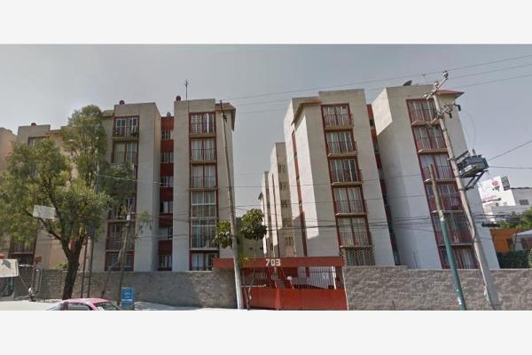 Foto de departamento en venta en avenida morelos 703, magdalena mixiuhca, venustiano carranza, df / cdmx, 0 No. 01