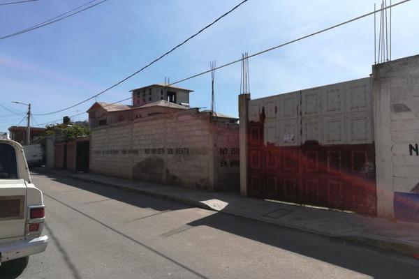 Foto de terreno habitacional en venta en avenida morelos norte 226, san martín de las pirámides, san martín de las pirámides, méxico, 5704035 No. 01