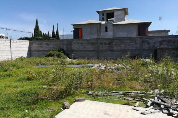 Foto de terreno habitacional en venta en avenida morelos norte 226, san martín de las pirámides, san martín de las pirámides, méxico, 5704035 No. 04
