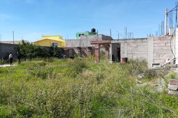 Foto de terreno habitacional en venta en avenida morelos norte 226, san martín de las pirámides, san martín de las pirámides, méxico, 5704035 No. 07