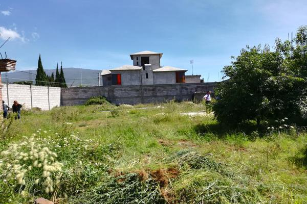 Foto de terreno habitacional en venta en avenida morelos norte 226, san martín de las pirámides, san martín de las pirámides, méxico, 5704035 No. 10