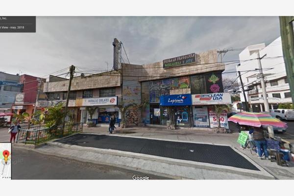 Foto de edificio en venta en avenida municipio libre 344, santa cruz atoyac, benito juárez, df / cdmx, 6143146 No. 01