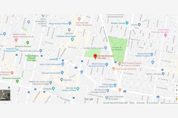 Foto de edificio en venta en avenida municipio libre 344, santa cruz atoyac, benito juárez, df / cdmx, 6143146 No. 07