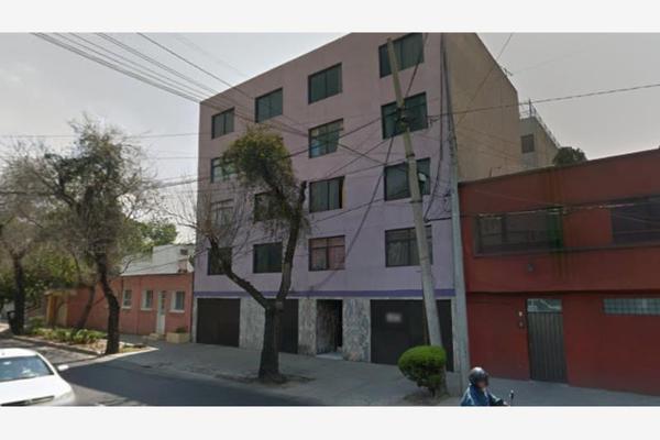 Foto de departamento en venta en avenida municipio libre (eje 7 sur) 14, portales sur, benito juárez, df / cdmx, 12785695 No. 01
