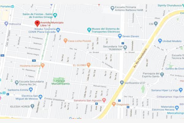 Foto de departamento en venta en avenida municipio libre (eje 7 sur) 14, portales sur, benito juárez, df / cdmx, 12785695 No. 10