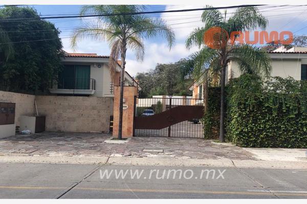 Foto de casa en renta en avenida naciones unidas 7207, loma real, zapopan, jalisco, 0 No. 01