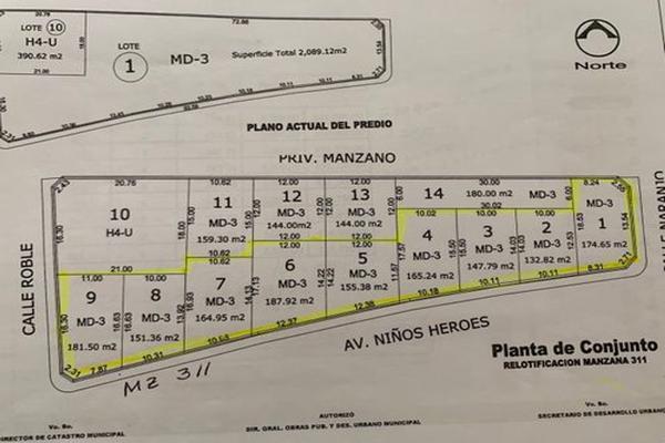 Foto de terreno habitacional en venta en avenida niños heroes 0, higueras del espinal, villa de álvarez, colima, 0 No. 03