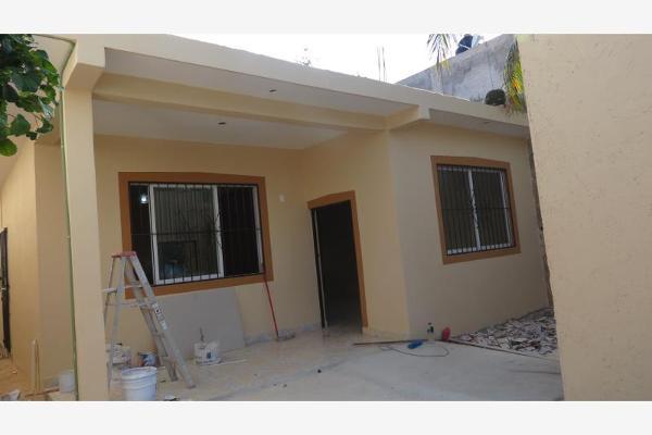 Foto de casa en venta en avenida niños heroes 23, región 232, benito juárez, quintana roo, 12274224 No. 02