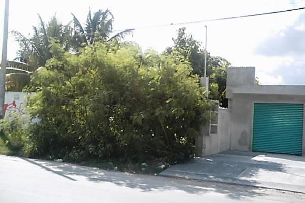 Foto de terreno comercial en venta en avenida ninos heroes lote 07, supermanzana 7, benito juárez, quintana roo, 1808114 No. 01