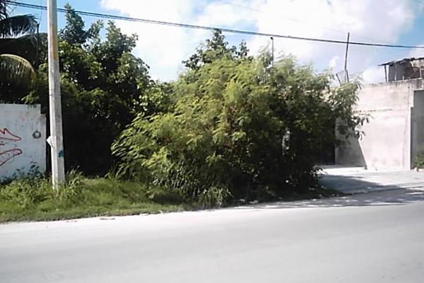 Foto de terreno comercial en venta en avenida ninos heroes lote 07, supermanzana 7, benito juárez, quintana roo, 1808114 No. 02