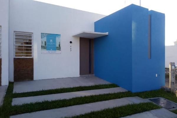 Foto de casa en venta en avenida niños héroes , puerta de hierro, villa de álvarez, colima, 0 No. 01