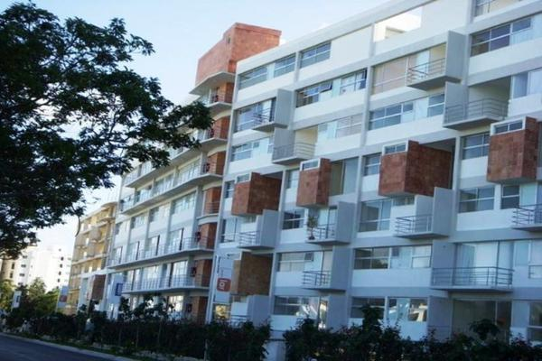Foto de departamento en renta en avenida nizuc , supermanzana 16, benito juárez, quintana roo, 12754974 No. 01