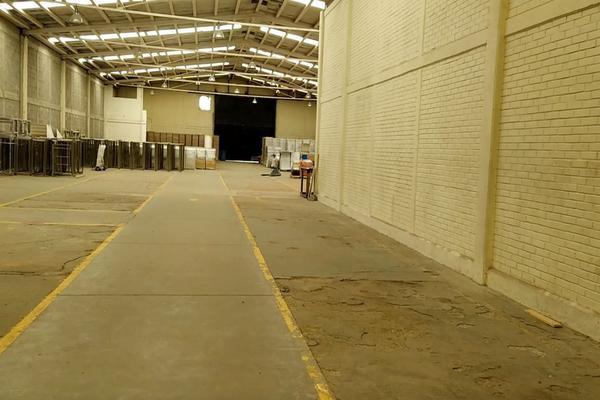Foto de nave industrial en renta en avenida once , cerro de la estrella, iztapalapa, df / cdmx, 0 No. 02