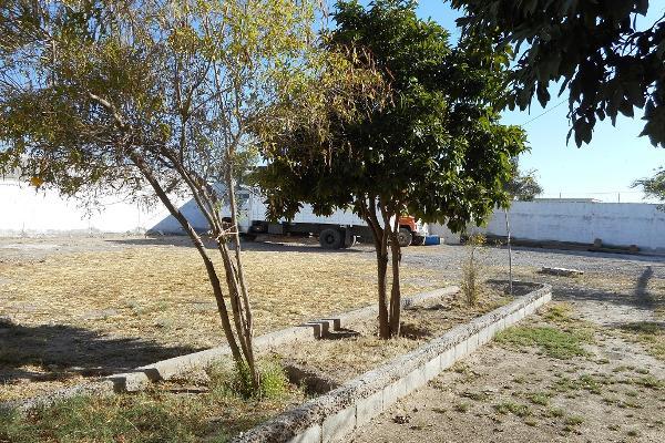 Foto de terreno comercial en venta en avenida oto?o , miguel de la madrid hurtado, g?mez palacio, durango, 3101140 No. 07