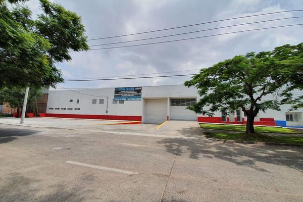 Foto de nave industrial en renta en avenida pa , el manantial, guadalajara, jalisco, 5783740 No. 02