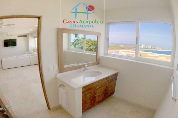 Foto de departamento en venta en avenida pacífico lote 38 38, real diamante, acapulco de juárez, guerrero, 15313611 No. 22