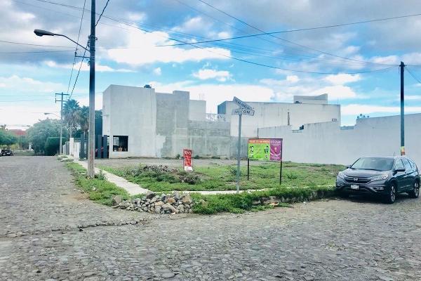 Foto de terreno comercial en renta en avenida palma rubelina , residencial santa bárbara, colima, colima, 5362388 No. 01