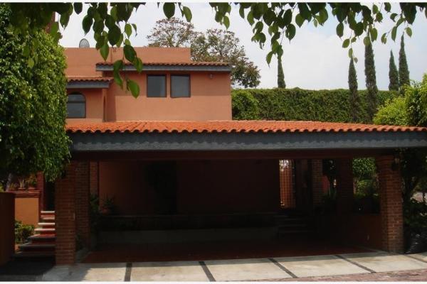 Foto de casa en venta en avenida palmira 0, palmira tinguindin, cuernavaca, morelos, 6172048 No. 01