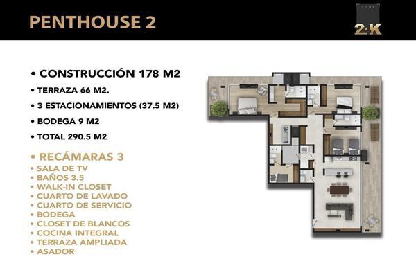 Foto de departamento en venta en avenida palmira , villas del pedregal, san luis potosí, san luis potosí, 8732556 No. 02
