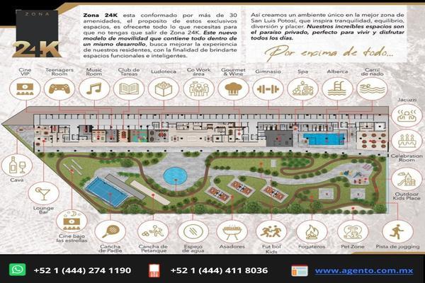 Foto de departamento en venta en avenida palmira , villas del pedregal, san luis potosí, san luis potosí, 8740592 No. 08