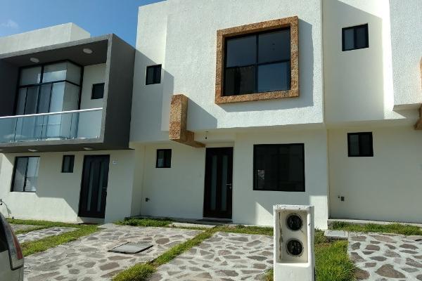 Foto de casa en renta en avenida paseo de las pitahayas , desarrollo habitacional zibata, el marqués, querétaro, 14037171 No. 01